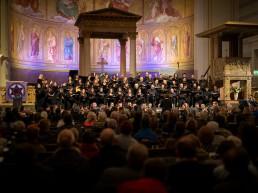 Eröffnung Louis Lewandowski Festival 2018 Potsdam St. Nicolaikirche